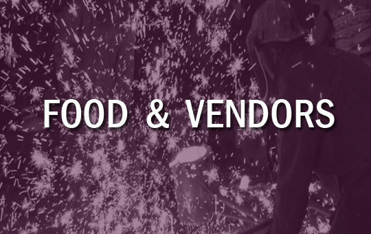 Food and Vendors