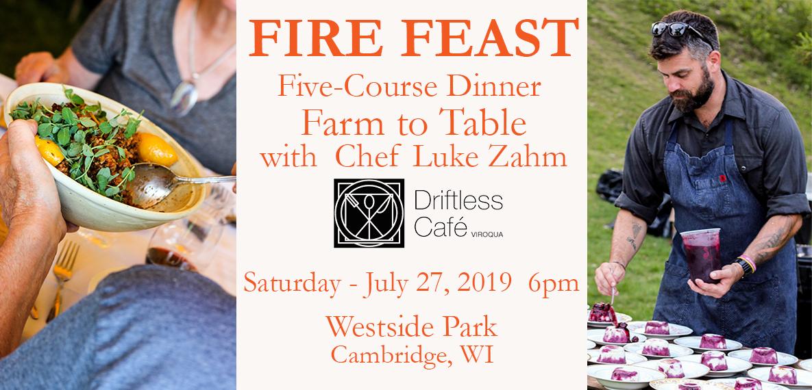 Fire Feast Dinner